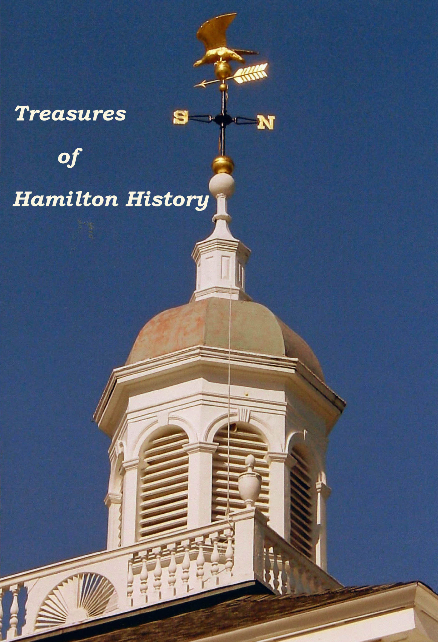 Treasures of Wenham History cover