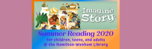 Summer Reading 2020 with BEANSTACK